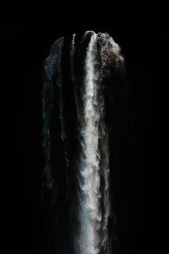 Iceland Falls, No. 1
