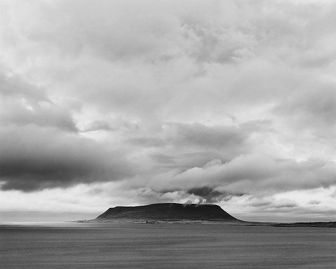 Island, Archival Ink Jet Print