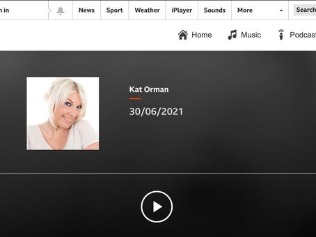 BBC Radio Oxford and a big milestone reached