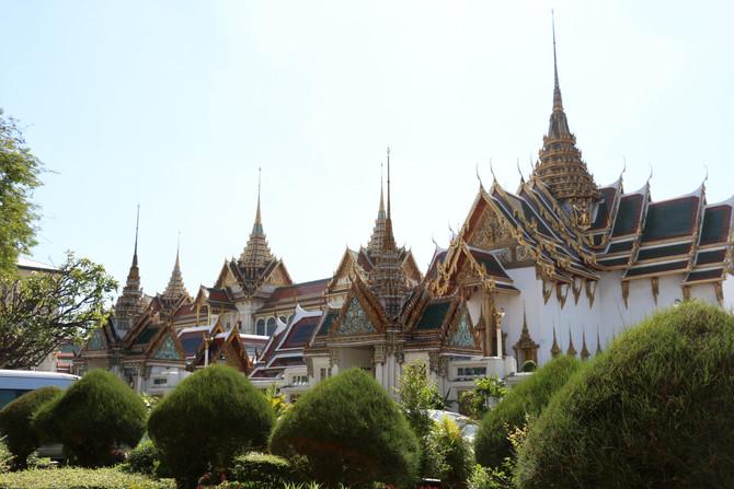 Bangkok, Thailand - The Grand Palace