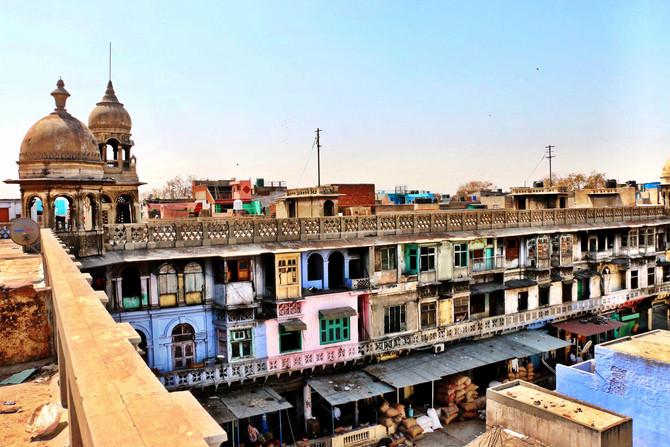 New Delhi - Chandi Chowk and Spice Markets