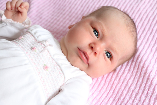 Margaux - Two Month Birthday