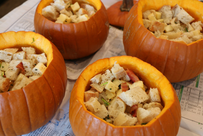 Sugar, Spice, and Everything Nice...In A Pumpkin Recipe