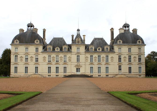 Chateau de Cheverny - Loire Valley