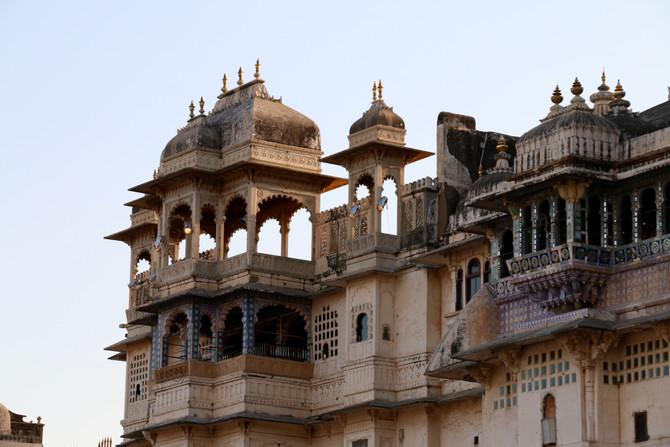 City Palace - Udaipur, India