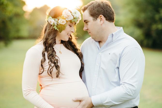 Maternity Photoshoot Sneak Peak