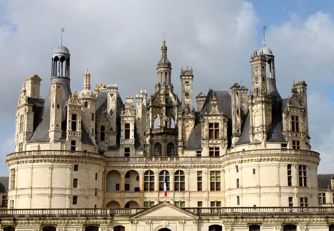 Loire Valley - Chateau de Chambord