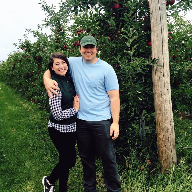 Apple Picking - Stow, Massachusetts
