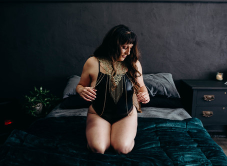 What to wear for your Boudoir Session