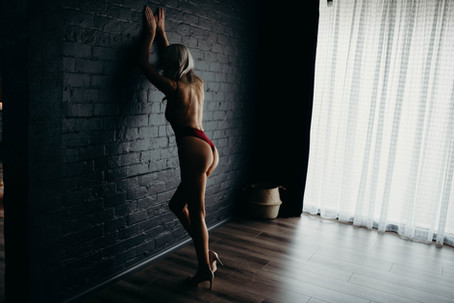 Boudoir Photography by Tamika McCall