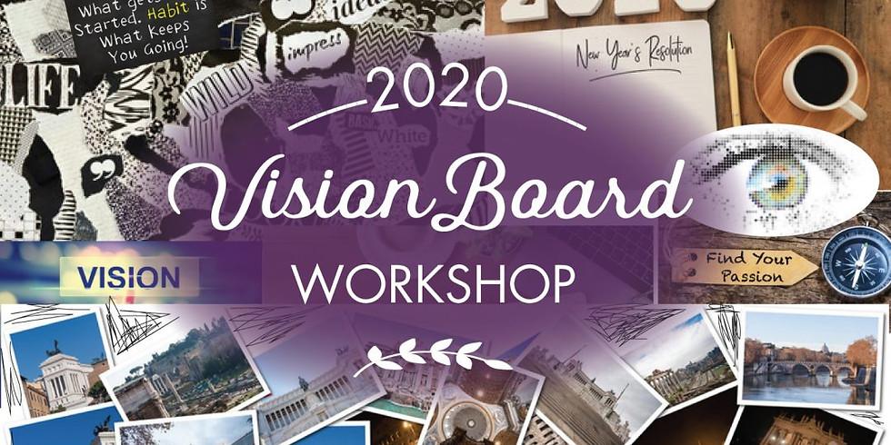 Ready Set Go :: 2020 Vision Workshops - March