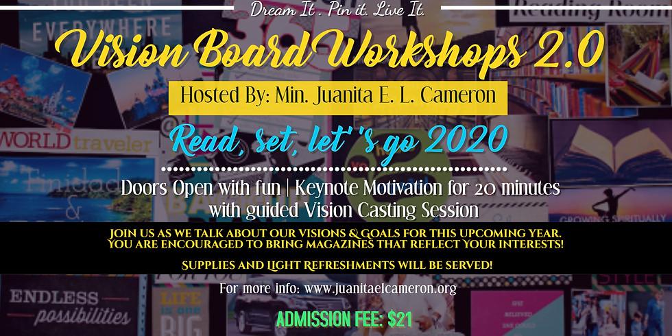 Ready Set Go :: 2020 Vision Workshops - April
