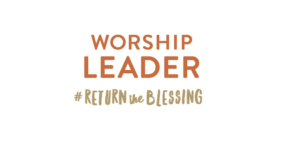 Anointing Service Worship Leader