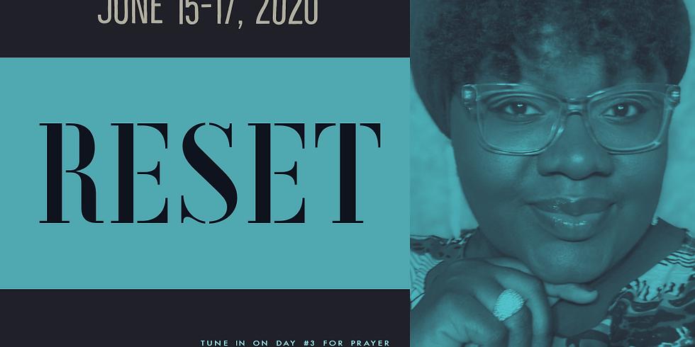 Push Prayer Moment: June 2020