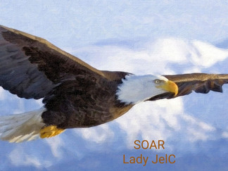 MAY 2019 PRAYER MOMENT: SOARING HIGHER WITH GRACE
