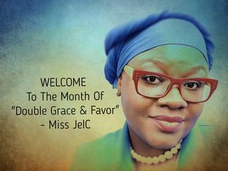 Monthly Prayer Focus: DOUBLE FAVOR