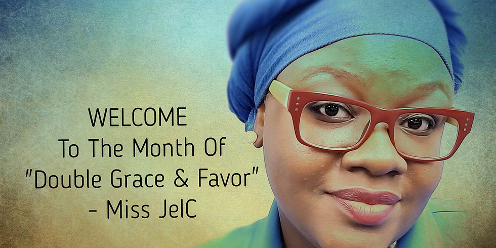 New Month's Prayer Focus