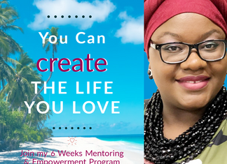 Hey, it's finally here ... join me online for LIVE empowerment sessions.