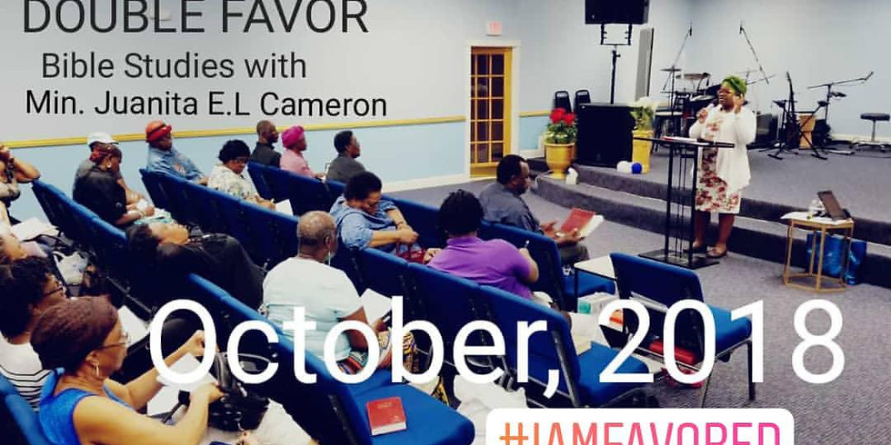 Favored Of God - Bible Study Series