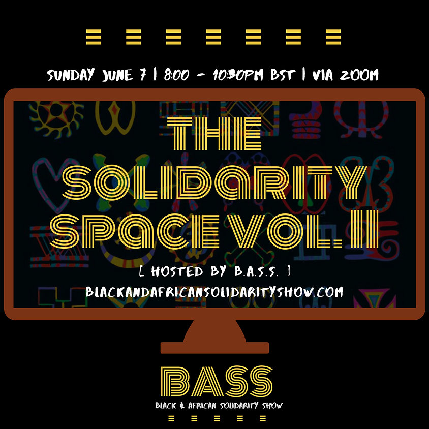 The Solidarity Space Vol. 2