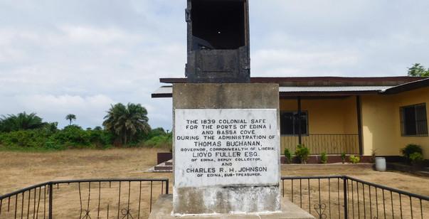 Edina colonial safe.