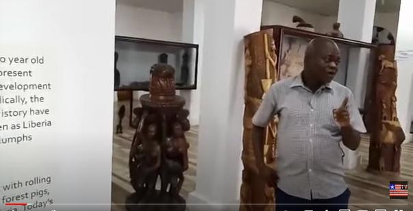 Liberia National Museum Tour | History of Liberia | Monrovia Liberia