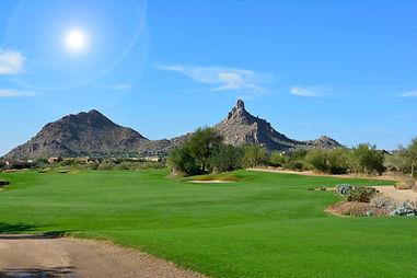 Destination scenic - Green grass golf co
