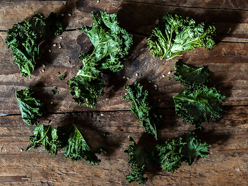 Chips De Kale Organico x 25g