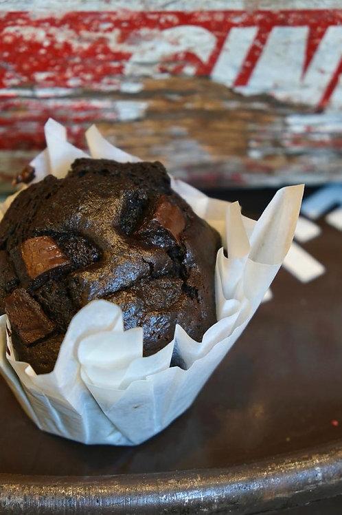 Muffinde Chocolate Organico