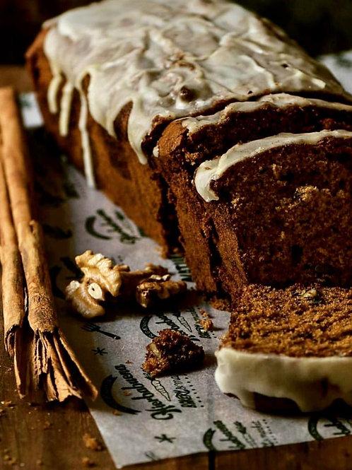 Carrot Cake Organic (Porción)