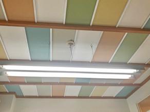 保育室の天井|園舎の設計