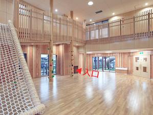 室内遊具   園舎の設計