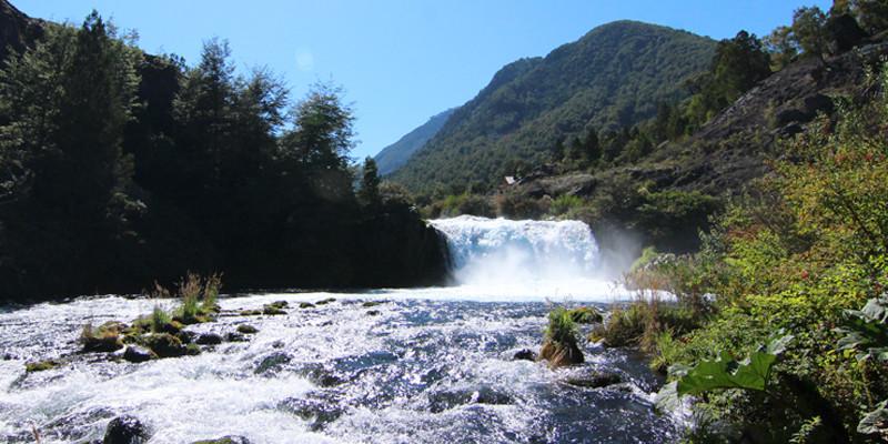 Río Truful Truful, desde las aguas sagradas hasta la aventura.