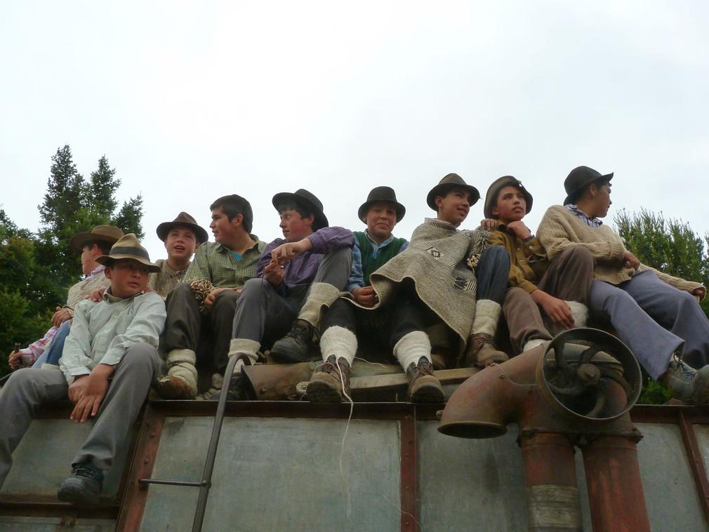 La Fiesta del Baqueano en Melipeuco