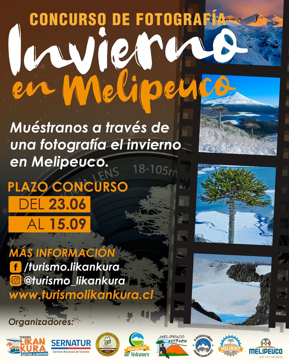 concurso fotografico melipeuco