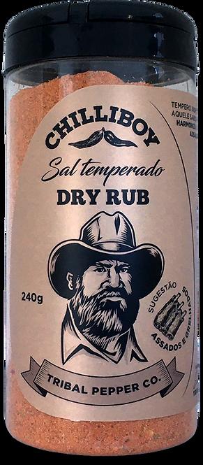SAL TEMPERADO DRY RUB 240G