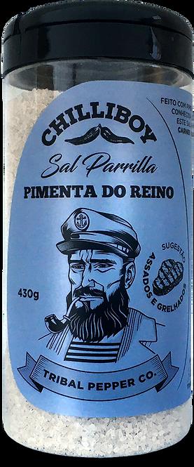 SAL PARRILLA PIMENTA DO REINO 430G