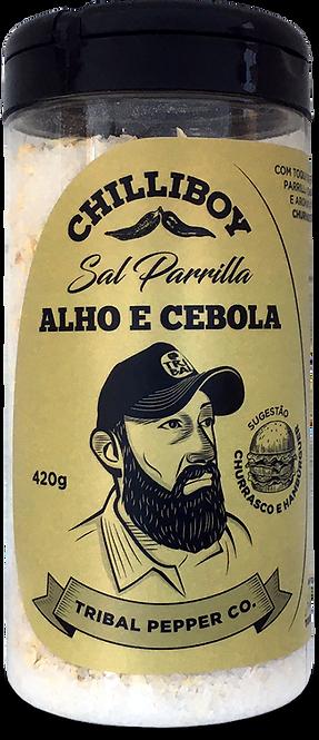 SAL PARRILLA ALHO E CEBOLA 420G