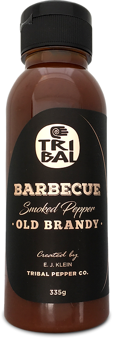 BARBECUE 335g OLD BRANDY