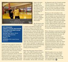WCI Review - Issue 22b - Sifu Fernandez