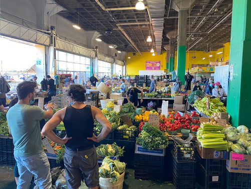 We've felt the friendly buzz at the Merchants Market and keep hearing about how important diverse local businesses are to people who live in and around Downsview.
