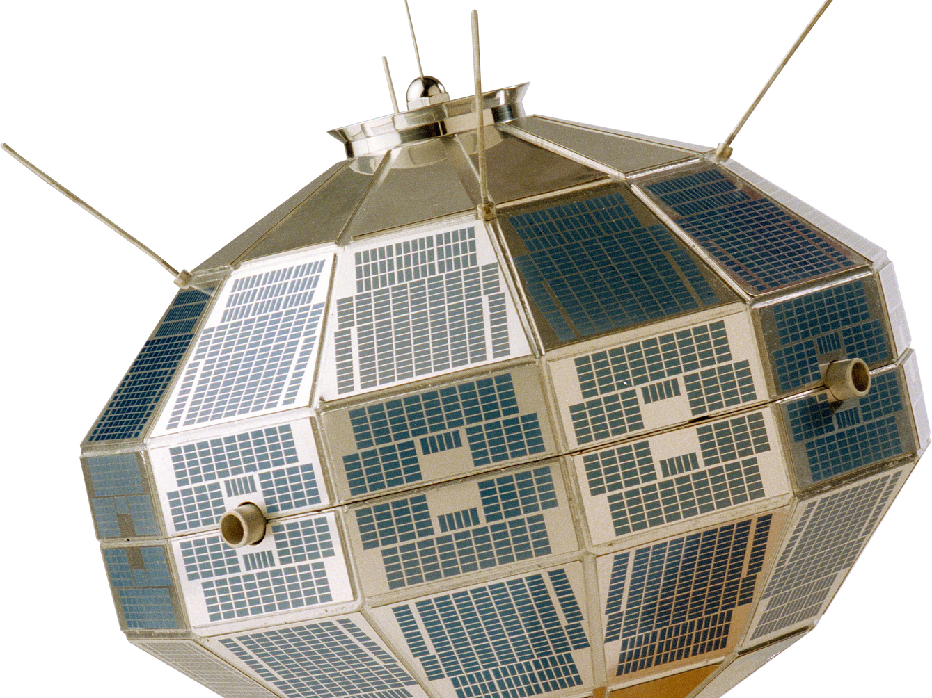 The Alouette Satellite