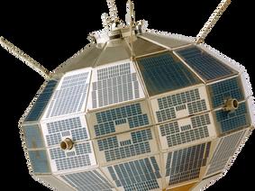 The Alouette Satellite