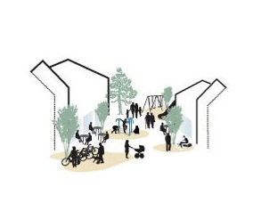 Social Infrastructure, providing places for people to connect, share, and enjoy each other and nature