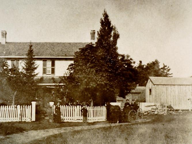 Early Irish Settlement