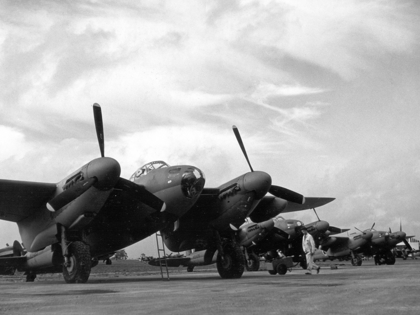 The de Havilland Mosquito