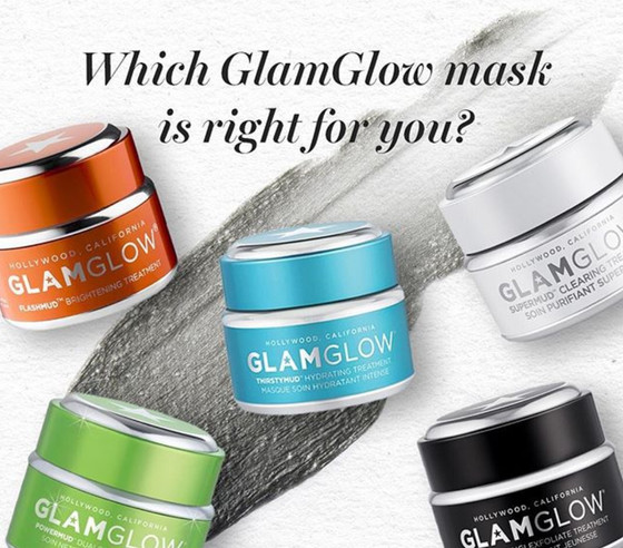 Get your GLAMGLOW on!