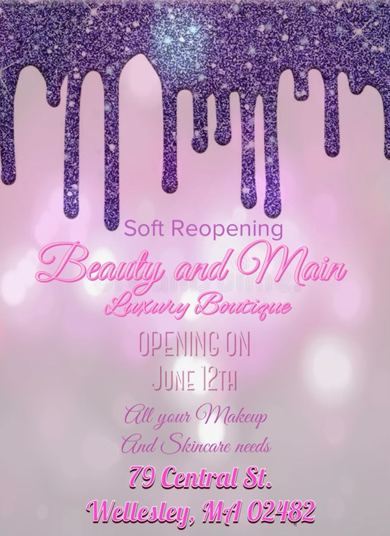 Soft Reopening!