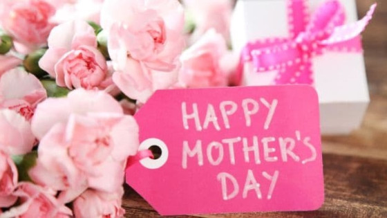 It's time to Celebrate Mother's Day!