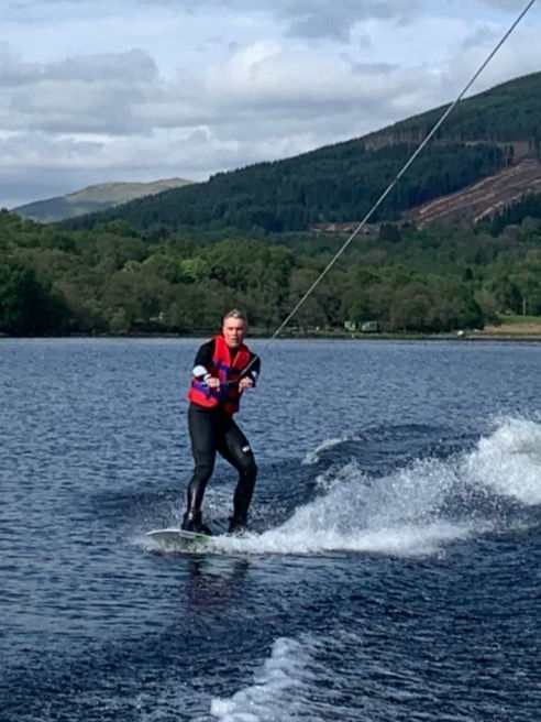30 minute Wakeboard Session